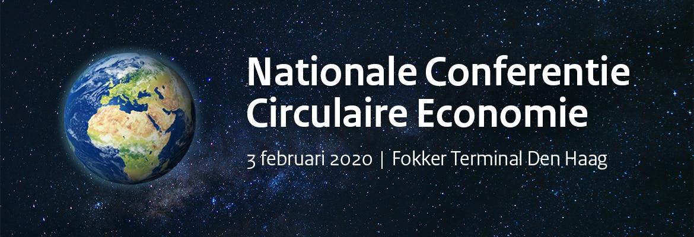 Nationale Conferentie Circulaire Economie 2020