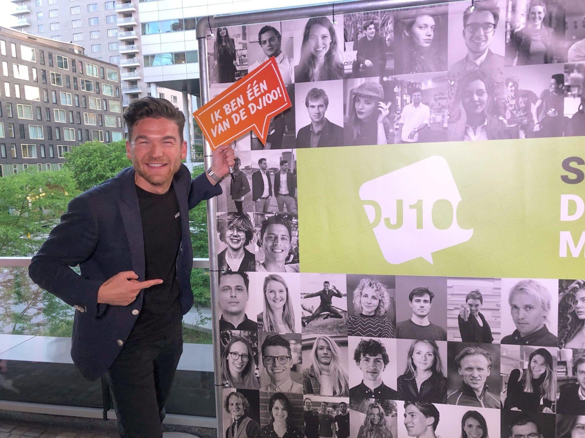 Niek Franken & Kees van Rengs Duurzame koplopers #DJ100