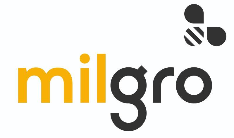 Milgro logo