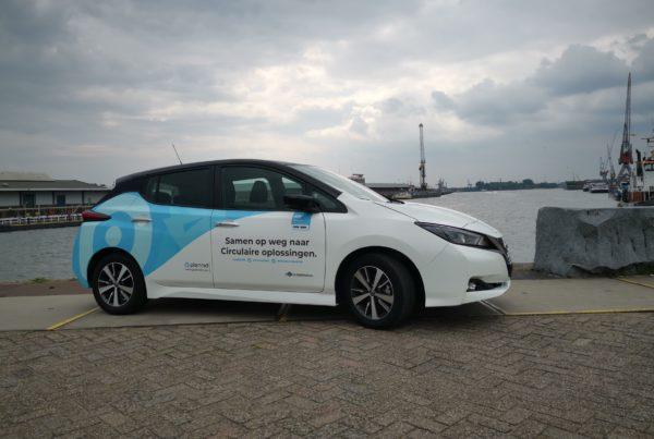 elektrisch, deelauto, duurzame logistiek, circulair vervoer